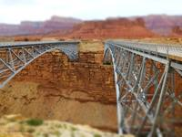 Navajo Bridge of Arizona