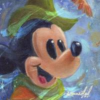 The Mickey Art Prints & Posters by Brian Beausoleil