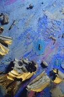 Super Macro Oil Pastel Abstract 3810, EDIT C