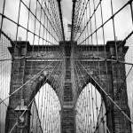 """Brooklyn Bridge Mood"" by JessicaJenney"