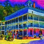 """""""Hotel De Haro"""" by Kirtdtisdale"""