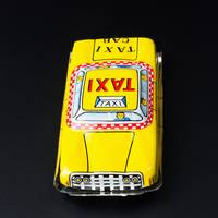 Yellow CAb Toy CAr