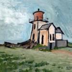 """Ghost Lighthouse"" by Holewinski"