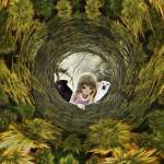 """""""In The Tunnel with ALICE"""" by ecolosimo"""
