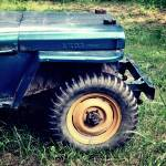 """Vintage Jeep CJ-2A Jeep"" by LukeMoore"