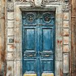 """Parisian Door No.3"" by JoeyAgbayani"