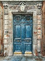 Parisian Door No.3