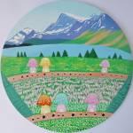 """Magical Village II"" by AlinaDeutsch"
