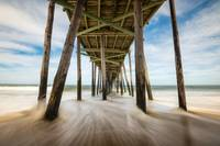 Outer Banks NC Nags Head Fishing Pier OBX Carolina