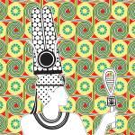 """Khensa #2"" by PacoDozierGraphics"