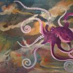 """Giant Octopus"" by CaitlinGPadilla"