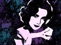 Elizabeth Taylor - Timeless - Pop Art