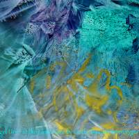 Archangel Uriel at the Lions Gate Art Prints & Posters by Serenity Garden
