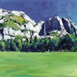 """Yosemite Falls by RD Riccoboni"" by BeaconArtWorksCorporation"
