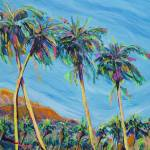 """Santana Palm Springs California"" by BeaconArtWorksCorporation"