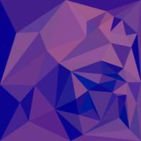 Han Purple Abstract Low Polygon Background