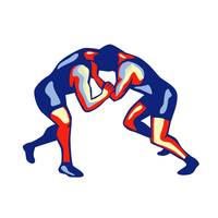Freestyle Wrestling Retro
