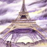 """Friendly Walk To The Eiffel Tower Paris France"" by IrinaSztukowski"
