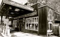 The Old Gas Station In Winthrop