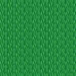 """Green Zebra Pattern Print"" by ValeriesGallery"