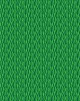 Green Zebra Pattern Print