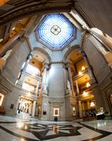 Indiana Capitol Rotunda