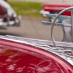 """1934 Plymouth Red"" by janesclassiccarphotos"
