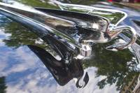 1954 Packard Reflecting Scene