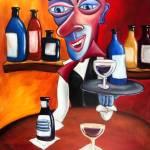 """Happy Hour"" by jmathernestudio"