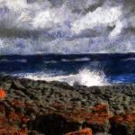 """Stormy Sunrise"" by RCdeWinter"