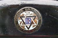 Dodge Brothers Badge