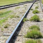 """""""Merging Railway Tracks"""" by rhamm"""