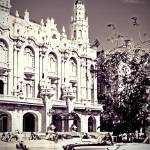 """Havana Cuba Black and White"" by ChrisAndruskiewicz"