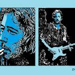 """Eric Clapton"" by davegafford"