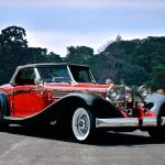 """1934 Mercedes Benz 500K Replica"" by FatKatPhotography"
