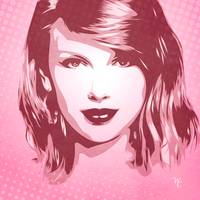 Taylor Swift - 1989 - Style - Pop Art