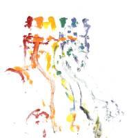 LGBTQ Pride Parade Dance Tribal Abstract Art Prints & Posters by RD Riccoboni