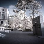 """Lowry Mall Infrared"" by notleyhawkins"