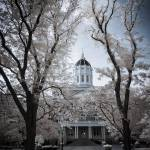 """Jesse Hall Infrared"" by notleyhawkins"