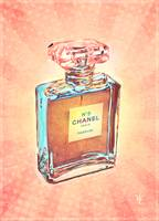 Chanel N°5 Eau de Parfum - Paris - Pop Art