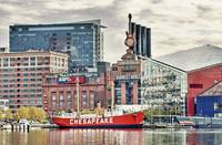chesapeake light ship