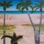 """Beach Scene"" by waynecantrell"