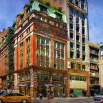 """Manhattan Street Scene"" by StuartRow"