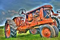 724 Tractor