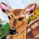"""""""Oh Dear, a Deer!"""" by megancoyle"""