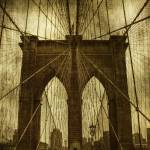 """Brooklyn Bridge"" by andrewparmi"