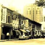 """Old Street of Singapore , Kiliney"" by sghomedeco"