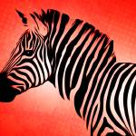 """Zebra - Side Eye - Pop Art"" by wcsmack"