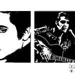"""Elvis Presley"" by davegafford"