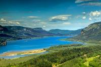 Beautiful Columbia River Gorge